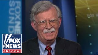 John Bolton calls Iran foreign minister's accusations 'propaganda'