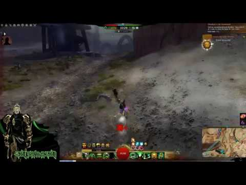 Gw2 Scourge wvw solo Roaming Vol.2  -Sands of Time-