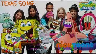 SPONGEBOB SQUAREPANTS & KIDZ BOP Kids - Texas Song (SpongeBob SquarePants Original Theme Highlights)