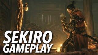 Kotaku Played Sekiro: Shadows Die Twice (With Tim and Chris)