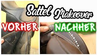 Sattel + Trense VORHER/NACHHER ✮✮✮✮✮