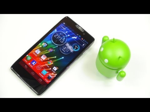Review: Motorola RAZR HD | SwagTab