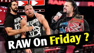 Friday Night RAW Is Coming || WWE Planing Heel Turn For.... || New Title Matches Set Super Show-Down