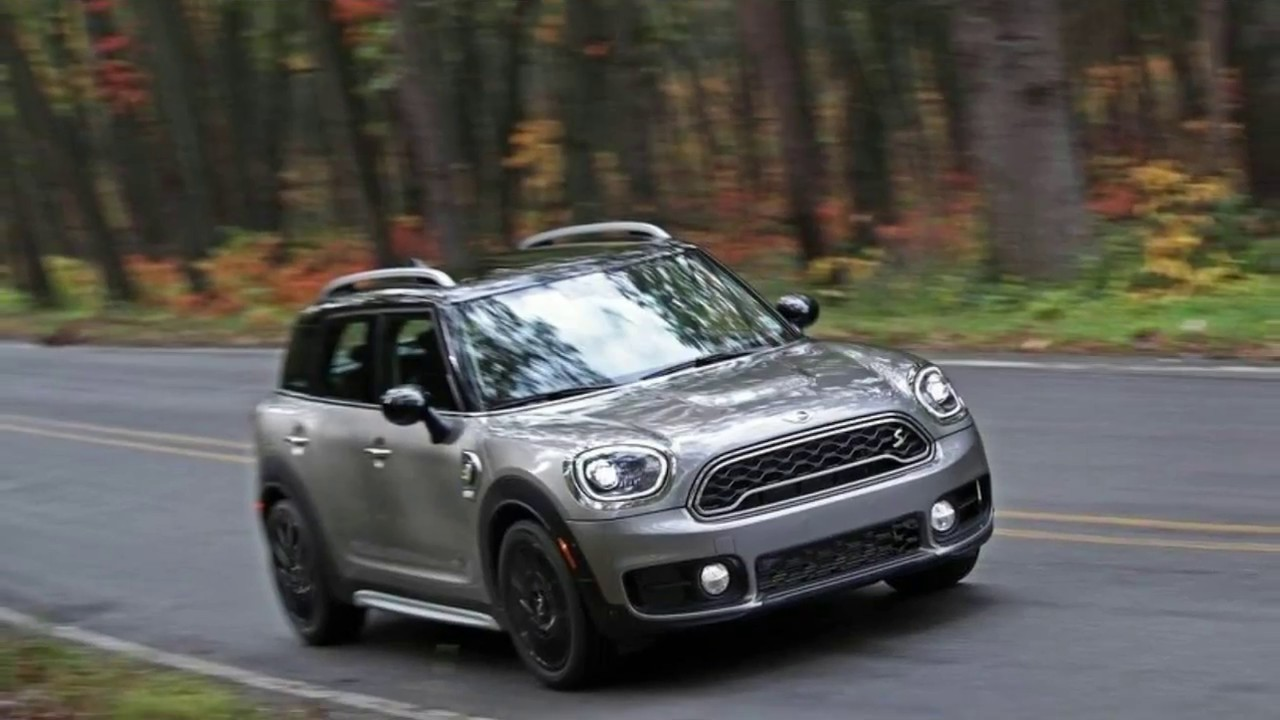 2018 Mini Cooper S E Countryman All4 Adds A Plug In Hybrid Option To The Lineup Car Tv