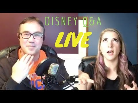 Live Chat - October 26, 2017