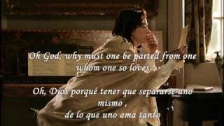 Beethoven- To my immortal beloved
