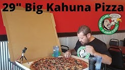 Creno's 29″ Big Kahuna Pizza Challenge