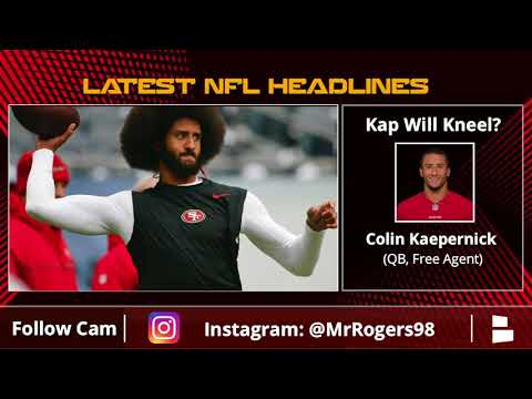The Cam Rogers Show: Dez Bryant And Jerry Jones, Colin Kaepernick Update, And NBA Playoffs