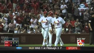 KOMU TV-8 Morning Sports May 23, 2014