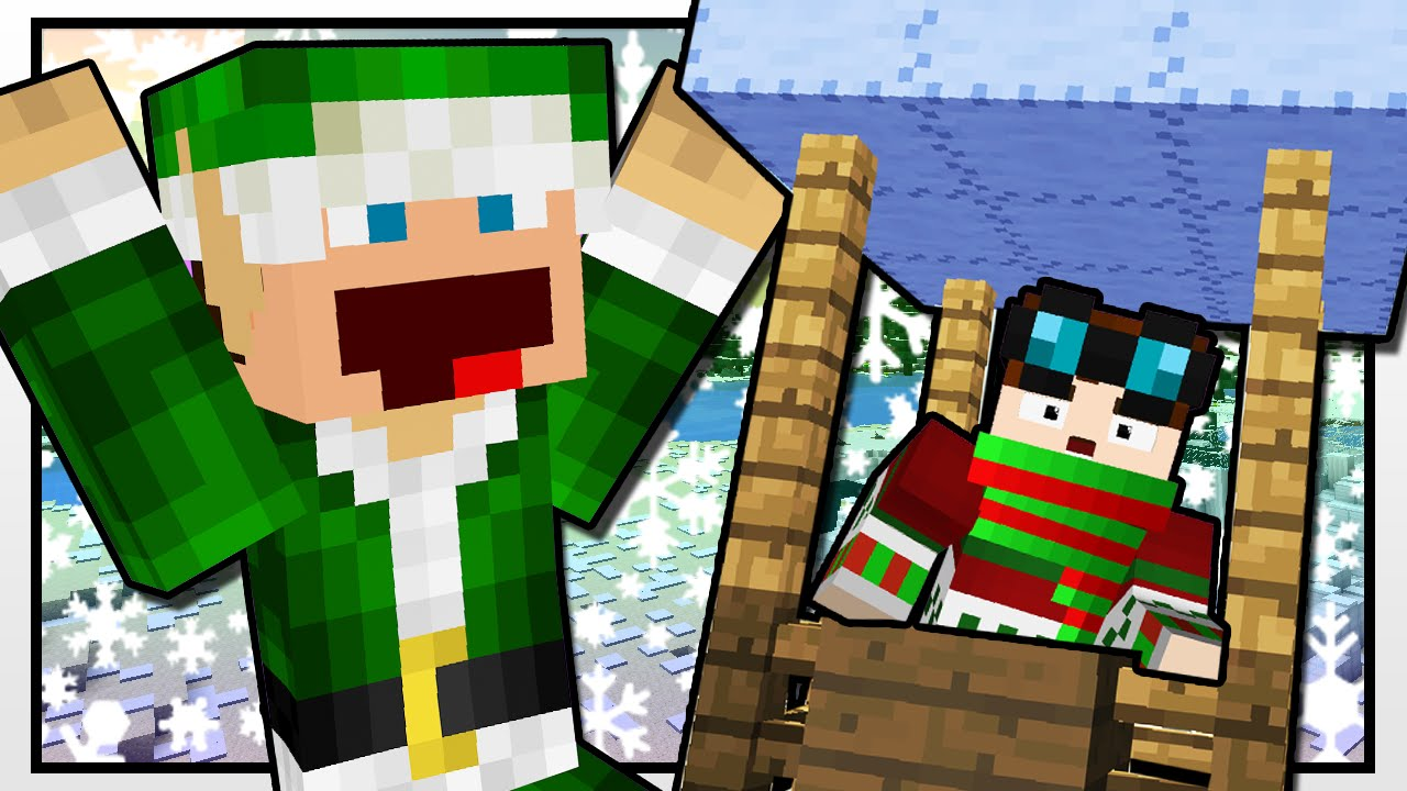 Minecraft | TRAYAURUS' CHRISTMAS COUNTDOWN #3!! | Custom Mod ...