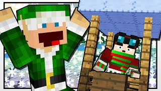 Minecraft | TRAYAURUS' CHRISTMAS COUNTDOWN #3!! | Custom Mod Adventure