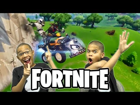 FORTNITE - QUADCRASHER | Nintendo XBox PS4 PC Mobile Crossplay With Subs