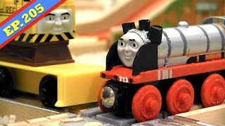 Merlin the Magical Engine | Thomas & Friends Wooden Railway Adventures | Episode 205