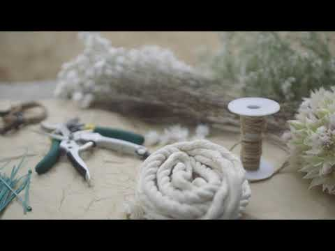 How to make a flower crown by Blomboy