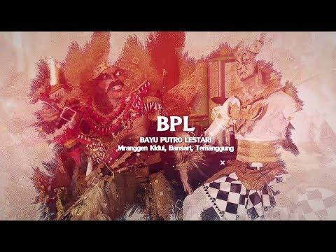 BPL - Bayu Putro Lestari Mranggen Kidul Live Tuan Rumah 2018