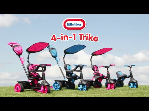 little tikes smart trike instructions