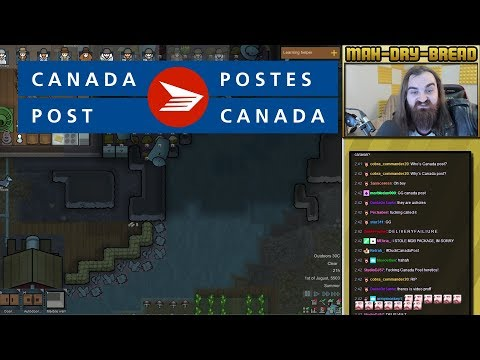 Canada Post Failed Delivery Live On Stream