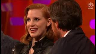 Full Graham Norton Show 24/5/19 Jessica Chastain, Michael Fassbender, Sophie Turner, James McAvoy