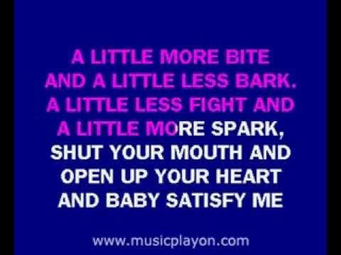 Elvis Presley karaoke  Little Less Conversation modern version