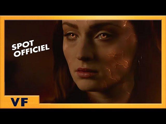 X-Men : Dark Phoenix | Spot [Officiel] La seule chance 30' VF HD | 2019
