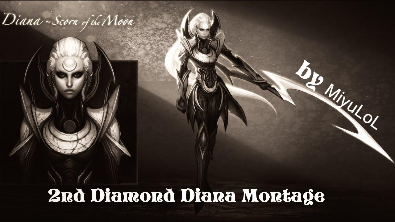 Tuyển tập Diana - Vầng Trăng Ai Oán