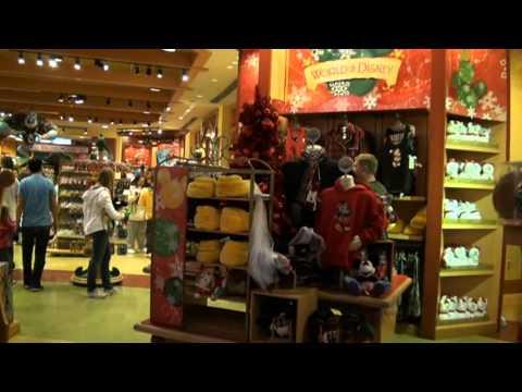 World of Disney Store - Downtown Disney - Walt Disney ...