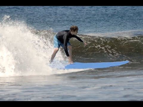 PLAYA COLORADO NICARAGUA SURF REPORT MARCH 12 2018 w/@trsurfing