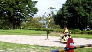 【徳島】アスタムランド 徳島工業短期大学製作ソーラーカー イベント