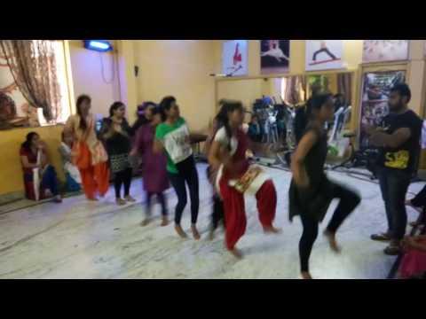 KGACA mat ched balam haryanvi folk dance choreographed bye kernel Singh cont 9034444210,9034442410