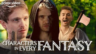 Every Character in Every Fantasy Film Ever | Prime Video