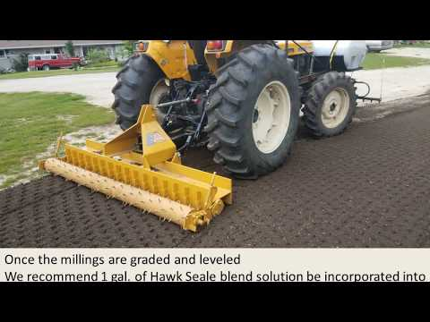 Tips for Using asphalt millings for driveways and parking lots