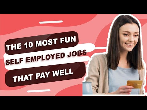 The 10 Most fun Employed jobs that Pay well