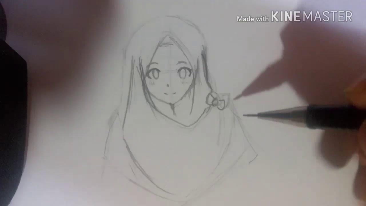 410+ Gambar Anime Keren Berhijab HD Terbaru