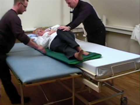 Video tutorial 1 mobilizzazione a doovi - Mobilizzazione paziente emiplegico letto carrozzina ...