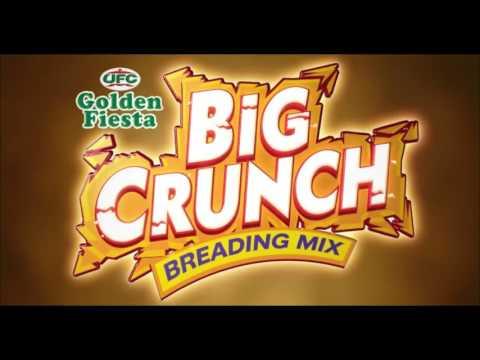 UFC Golden Fiesta Big Crunch TVC 2015 - Crack 30s
