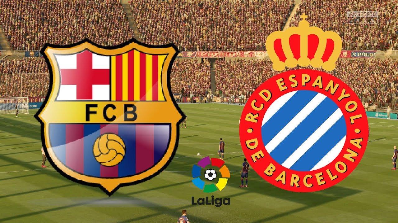 La Liga 2019 20 Fc Barcelona Vs Rcd Espanyol 08 07 20 Fifa