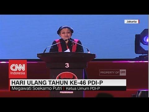 Megawati Ungkap Kedekatannya dengan Prabowo