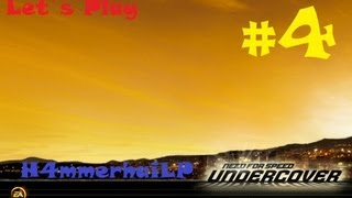 Let's Play Need for Speed Undercover ##4 - Die Rushhour!! [German/Gameplay/PC/Full-HD]