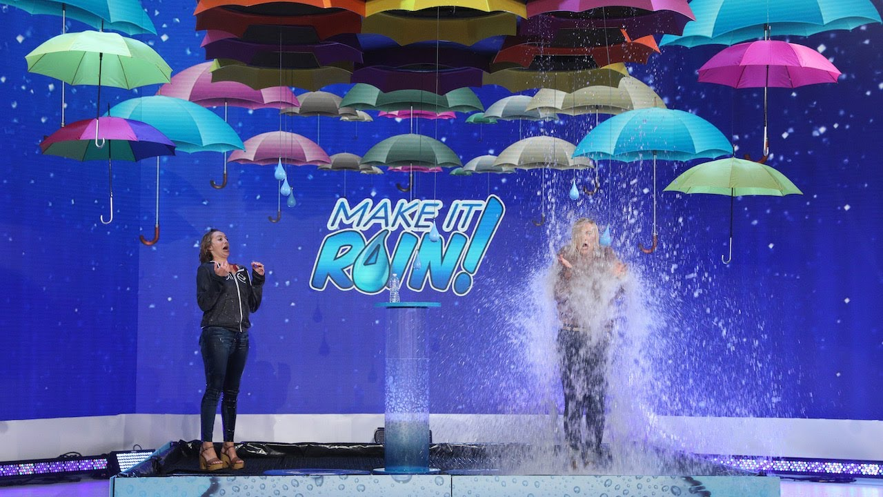 Download Who's Getting Lucky in 'Make It Rain'?