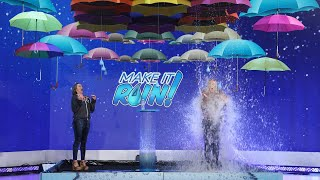 Who's Getting Lucky in 'Make It Rain'?