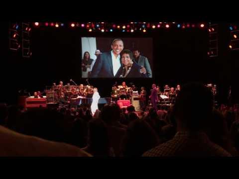 Respect, Aretha Franklin, 7-29-17