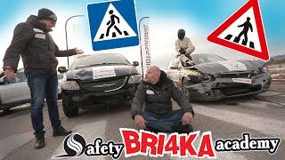 ВНИМАНИЕ | Пешеходци на пътя | Права и задължения | Safety BRI4KA Academy |  Ep6 | ENG SUB