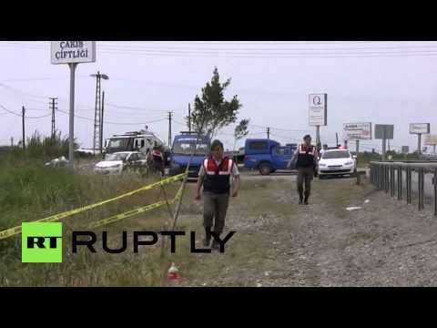 Turkey: Bus crash kills Russian tourist in Antalya
