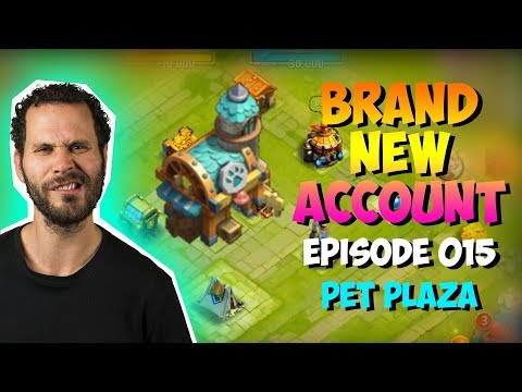 NEW ACCOUNT Episode 15: Pet Plaza