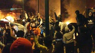 Riots Erupt in Minneapolis, Minnesota