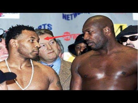 英国拳王嚣张开场就激怒泰森,被泰森暴打5次击倒,对手被打哭了