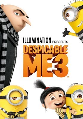 Southside ISD Summer Movie Night June 21 - Despicable Me 3