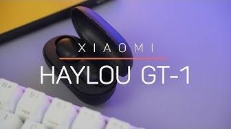 Xiaomi Haylou GT-1 - Tai Nghe TWS Thiết Kế Đẹp Chất Âm Tốt Nhất Tầm Giá 3xxK Mình Từng Dùng.