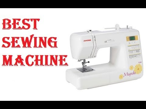 BEST SEWING MACHINE 40 YouTube Inspiration Best Sewing Machine For Everything