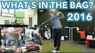 Peter Finch - What's In The Bag - 2016 Edition